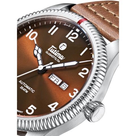 没听说过拓天马手表?德国空军了解一下