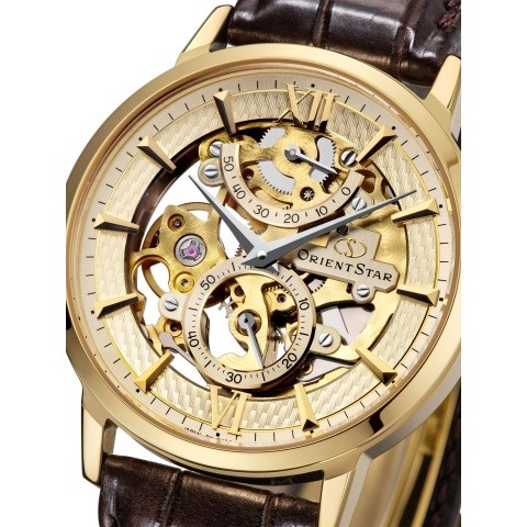 一个东方星手表组成需要什么?东方星手表拆分结构