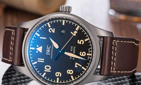IWC手表的发展史怎么样?IWC手表属于什么档次