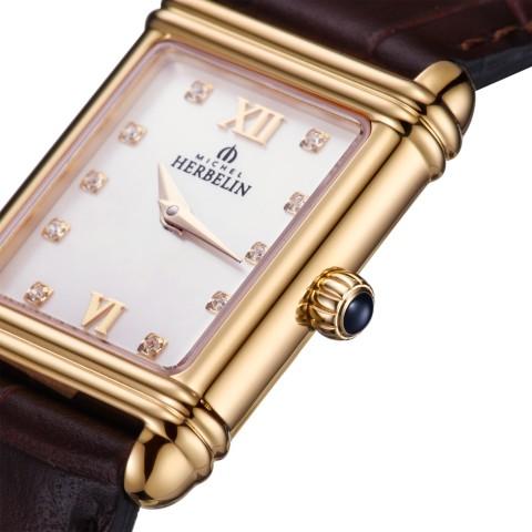 赫柏林手表表把为什么会掉落?表把掉落怎么办?
