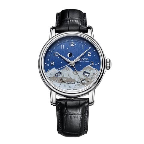 爱宝时手表中哪款表最奢侈经典?情感系列为您揭秘