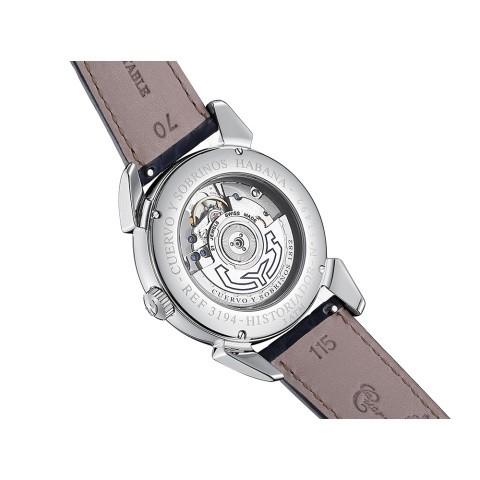 要怎么给机械表上链?库尔沃机械表上链怎么算满?手表维修