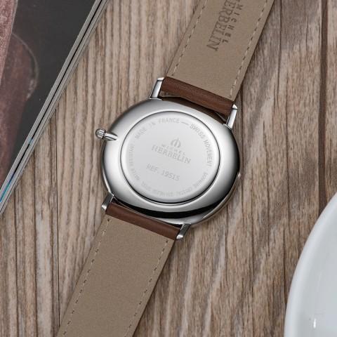 石英表怎么打开表盖换电池?赫柏林石英表换电池步骤 手表维修