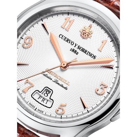 库尔沃手表走慢怎么回事?库尔沃手表走慢怎么调校?手表维修