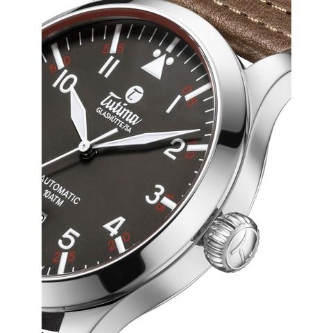 如何使用手表表冠调整时间?拓天马手表怎么调时间?手表维修
