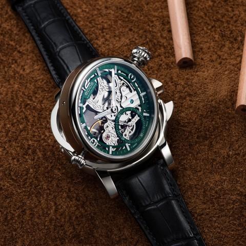 瑞士手表为什么好?瑞士爱宝时手表怎么样?手表品牌
