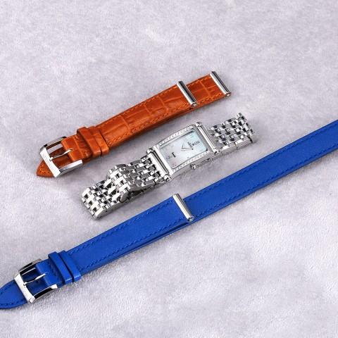 手表表带为什么容易断?赫柏林手表换表带的方法 手表维修