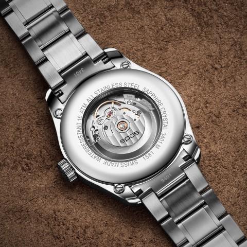 机械表时间不准怎么办?如何调整爱宝时手表的时间?手表维修