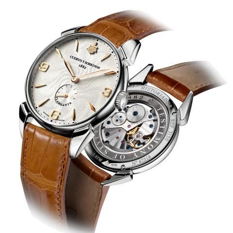 名牌手表该怎么保养?库尔沃手表保养方法介绍 手表维修
