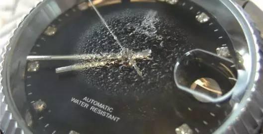 机械表有多怕水?拓天马机械表防水要注意什么?手表维修