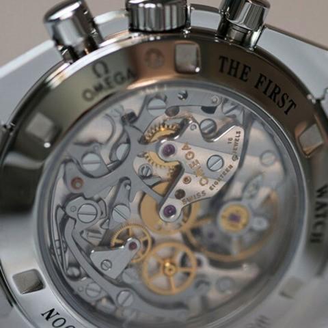 手动机械表怎么上发条的?欧米茄手动机械表上发条步骤 手表维修