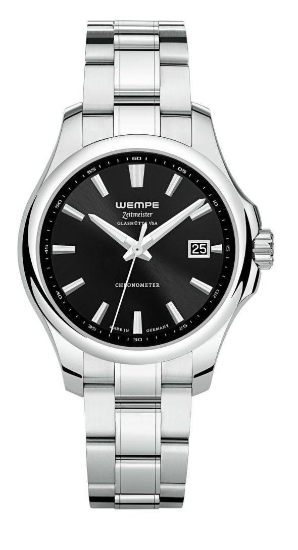 Wempe钢表有什么推荐?Wempe钢表怎么样?手表品牌