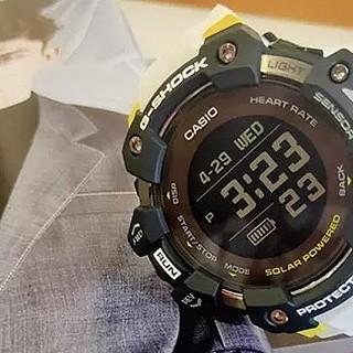 卡西欧智能表怎么样?卡西欧GBD-H1000智能表有什么特点?手表品牌