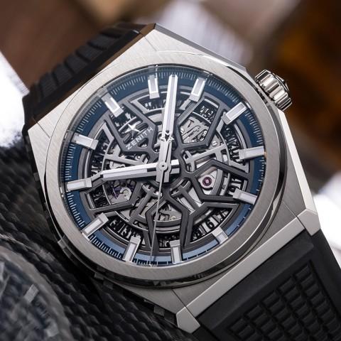 真力时维修保养常识 真力时坏了怎么维修?手表维修