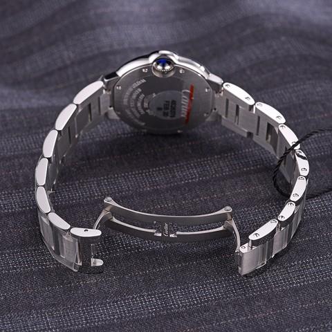 卡地亚手表表带怎么扣?如何扣紧卡地亚手表表带?手表维修